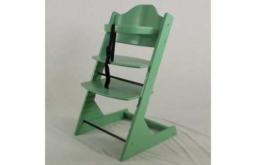 Otroški stolček za hranjenje SIGMA (zelena)