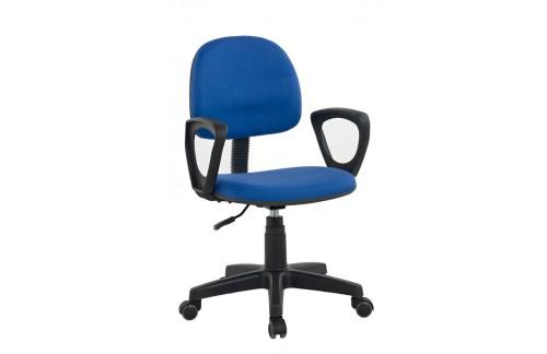 Pisarniški stol LEJLA: modra