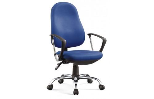 Pisarniški stol Simon, Modra - NI ORIGINAL EMBALAŽA