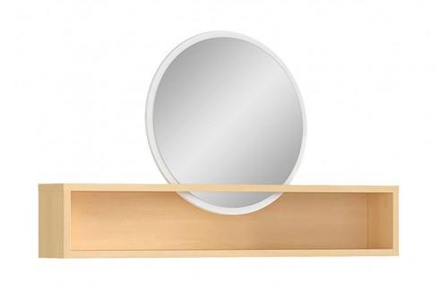 Polica z ogledalom PORI