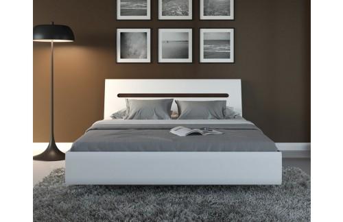 Postelja TEKA z vključenim posteljnim podom - več dimenzij