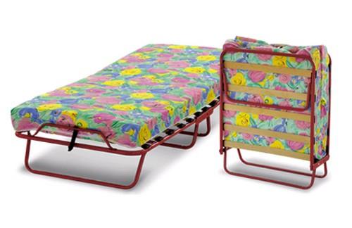 Prenosna zložljiva postelja LINEAFLEX (slika je simbolična)