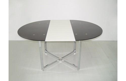 Raztegljiva steklena miza TL-1105P