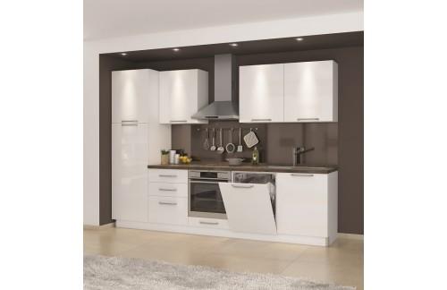 Kuhinja RIVA 300 cm - več barv (TUDI PO NAROČILU)