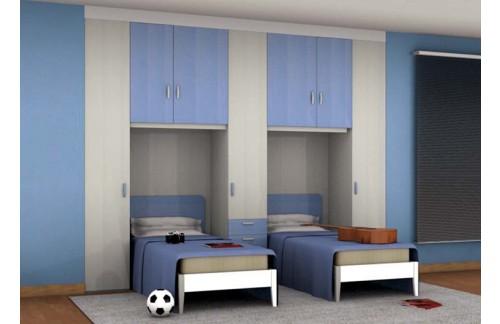 Mladinska soba BASIK 08
