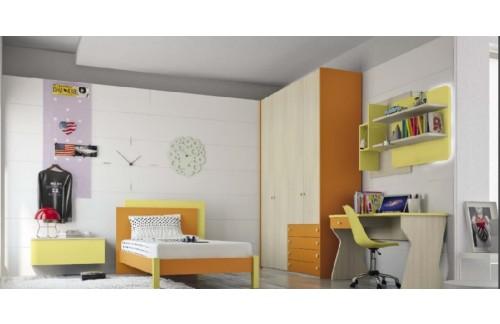 Otroška soba COLOMBINI Eresem C07
