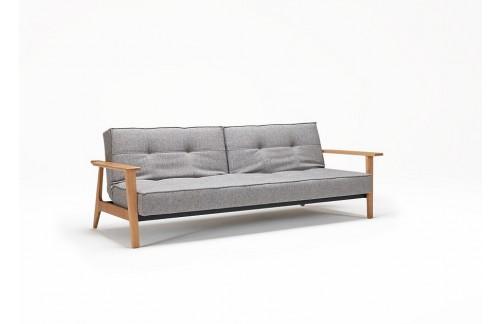 Kavč SPLITBACK SOFA BED z rokonasloni