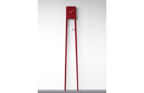 Stenska ura Tiuku - rdeča