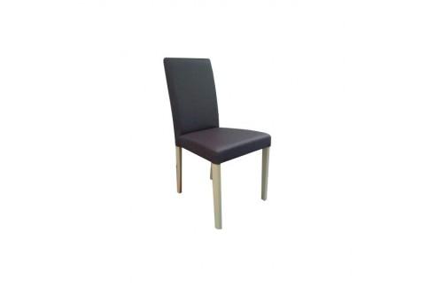 Jedilni stol KANZONA - wenge lesene noge