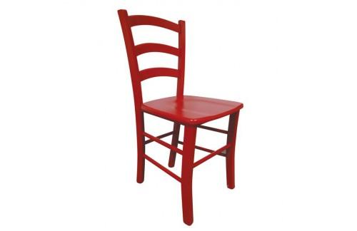 Stol Paesana-Rdeča-Masivno sedišče RAZPRODAJA