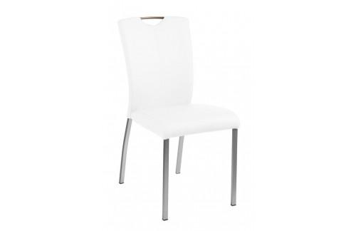 Stol za jedilnico Kris - bela