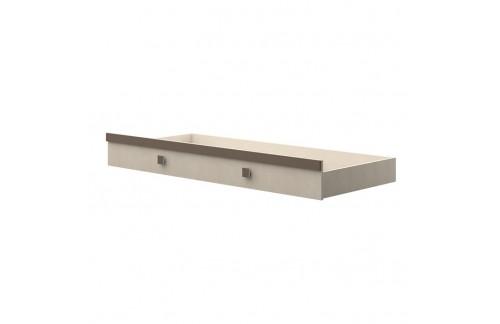 Predalnik pod posteljo TRIO-Rjava kombinacija