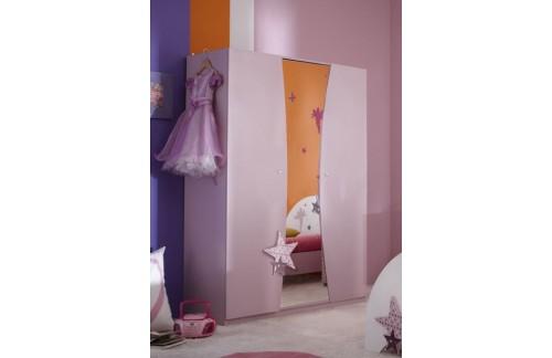 Trodelna garderobna omara Fairy