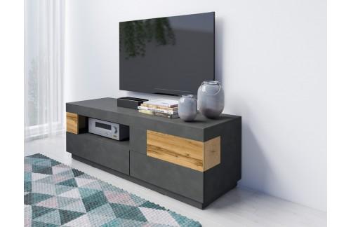 TV OMARICA STOCKHOLM 160 cm MATERA/HRAST