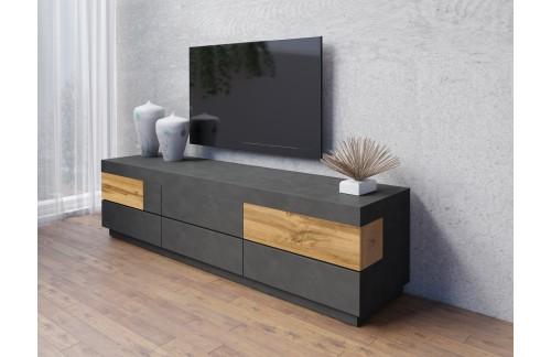 TV OMARICA STOCKHOLM 206CM MATERA/HRAST