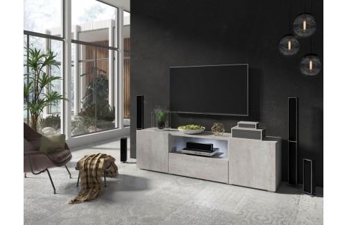 TV OMARICA DAGA 160 CM - BETON