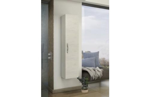 Visoka omarica CORALLO 4486D - sivi hrast - RAZPRODAJA