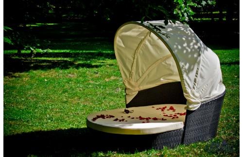 Vrtna postelja Tacito