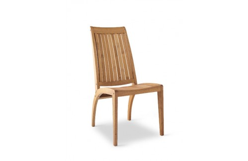 Vrtni stol Wave Wood