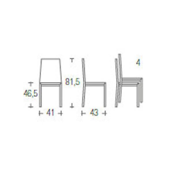 dimenzije stola