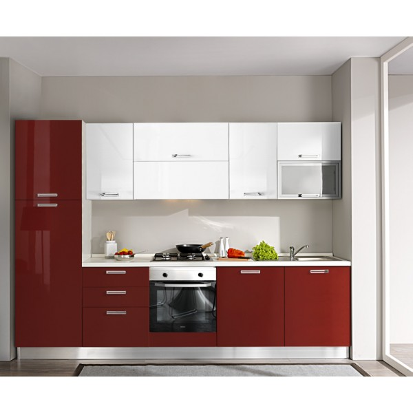 Komplet kuhinja 2124S, 300 cm