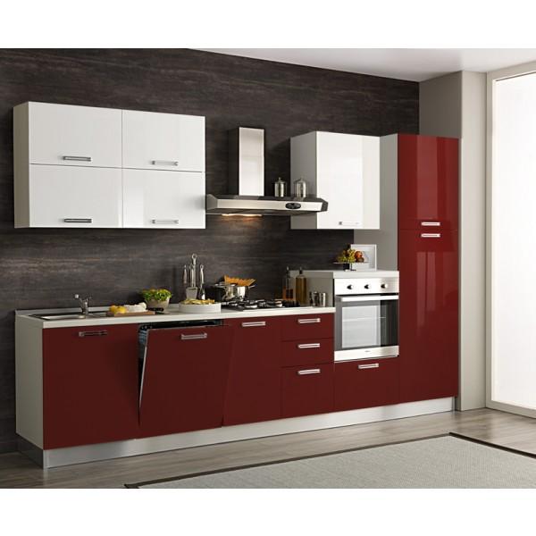 Komplet kuhinja 2128D, 330 cm