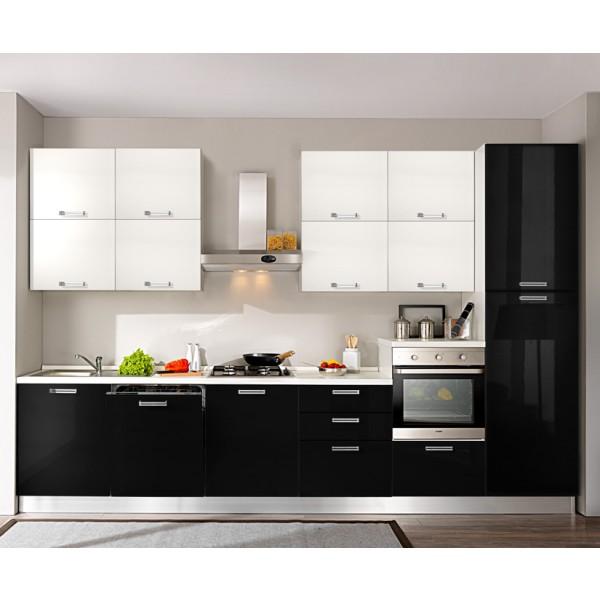 Komplet kuhinja 3O17D, 360 cm