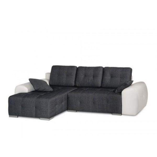 Kotna sedežna LARGO L/D (siva-bež)
