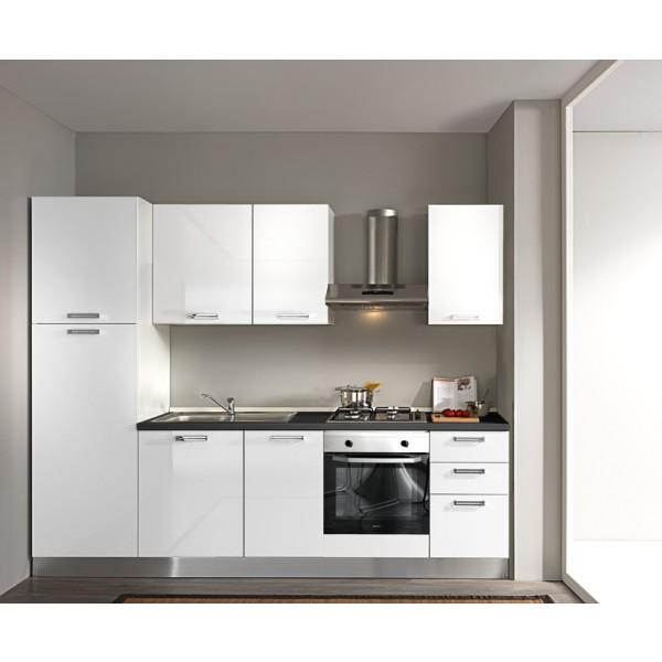 Kuhinja Unica CAPRI 9, 270 cm - sestav