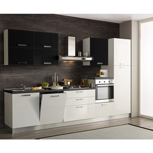 Komplet kuhinja 4H30D, 330 cm