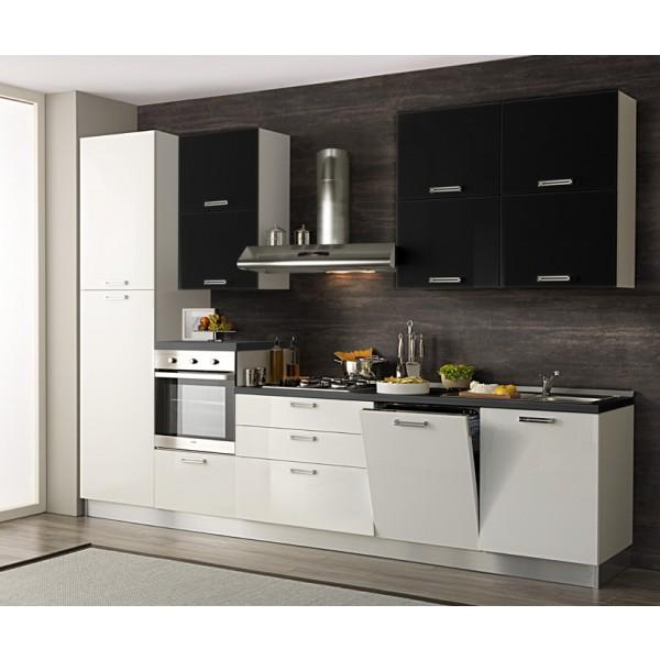 Komplet kuhinja 4H32S, 330 cm