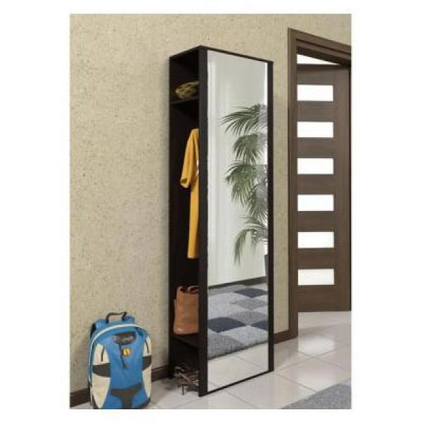 Garderobna omara KELLY-črna 8slika je simbolična)
