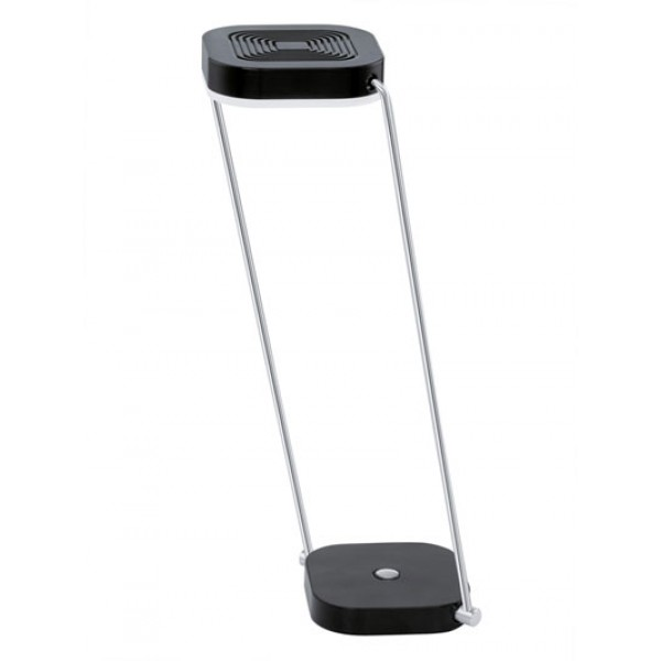 LED namizna svetilka Aboli 91644-5 - črna