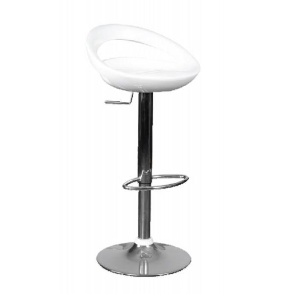 Barski stol BIBI - bel