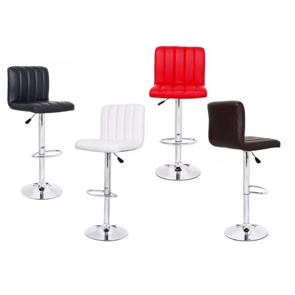 Barski stol Hot (EKO usnje, več barv)