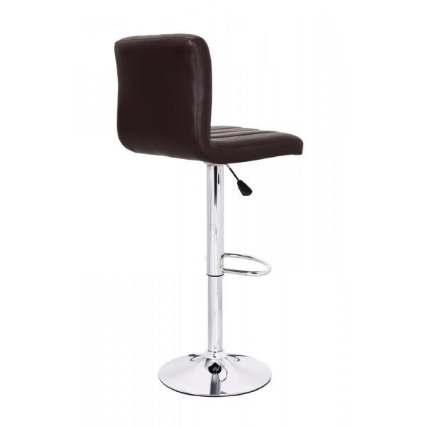Barski stol Hot: rjava