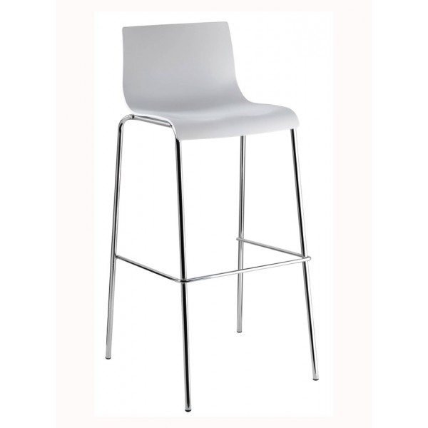 Barski stol Ilija: bela