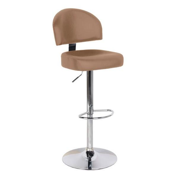 Barski stol OLAF - cappuccino