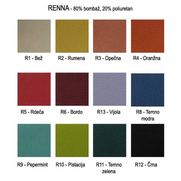 Barvna paleta