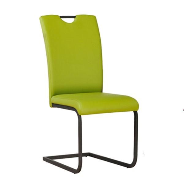 Jedilni stol Paolo - zelena