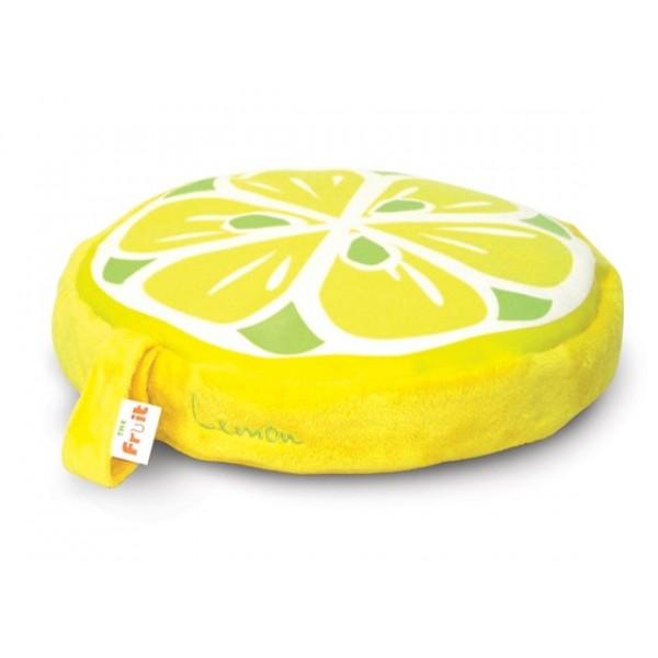 Blazina The Fruit Limona okrogla