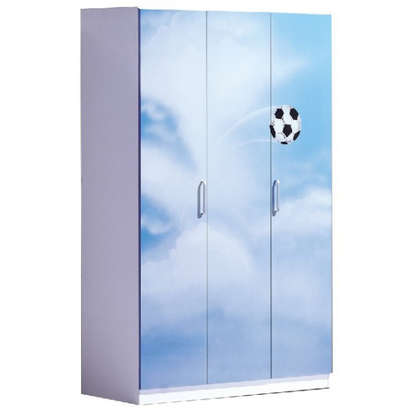Blue Football omara