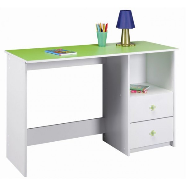 Računalniška miza CASTOR - zelena