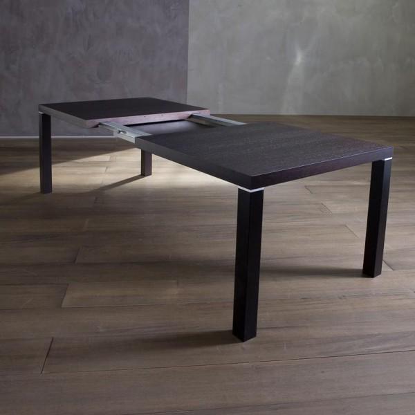 Jedilna miza City 160: raztezanje 2. korak
