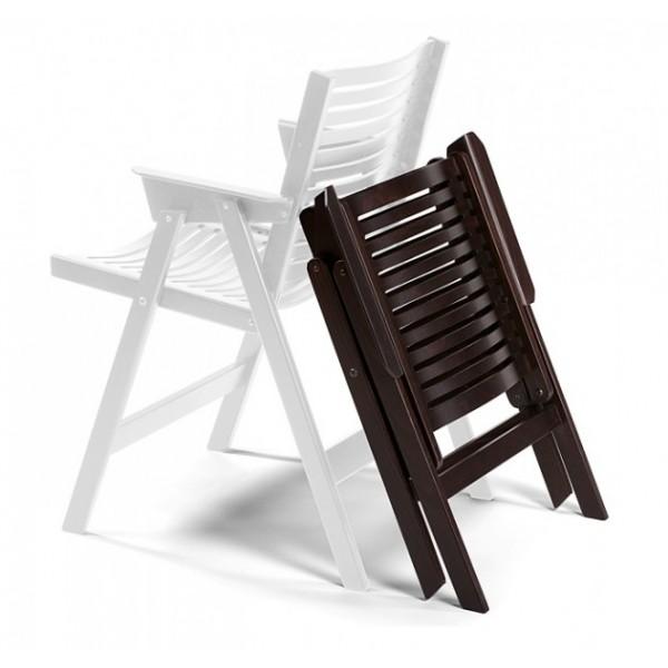 REX fotelj (več barv) Cokoladen