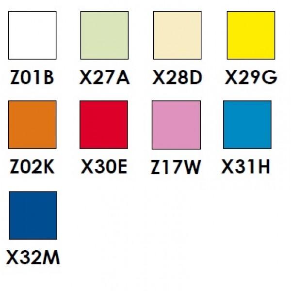 Otroška soba Colombini Volo C111 - pisalni stol: barve