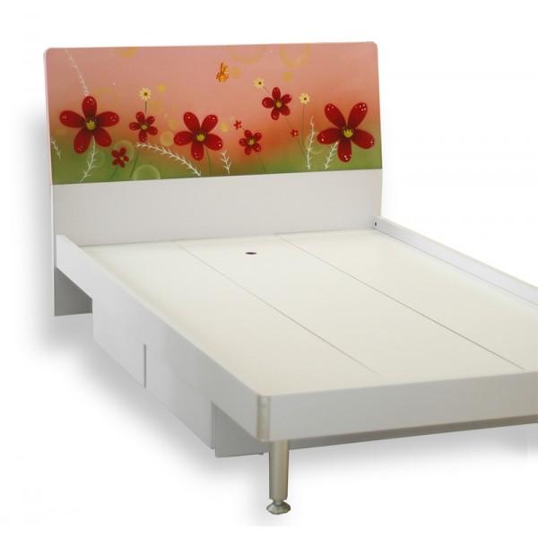 Flower Clearing postelja