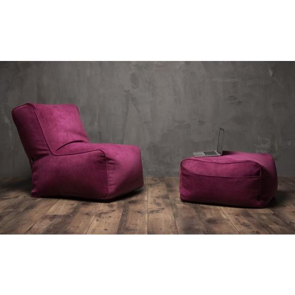 Fotelj in tabure Inspira
