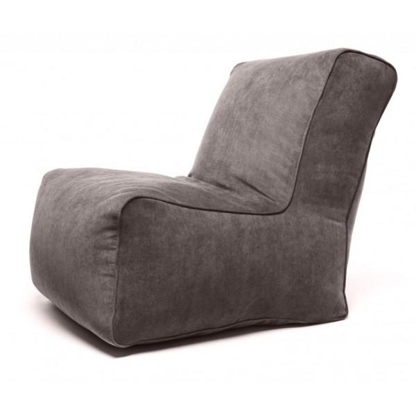 Fotelj Inspira - temno siva