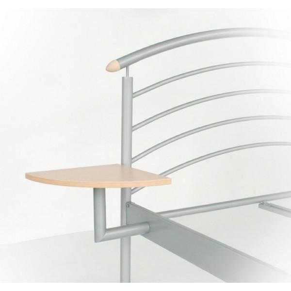 Kovinska postelja AMIDA G3  - dodatna polica (z doplačilom)